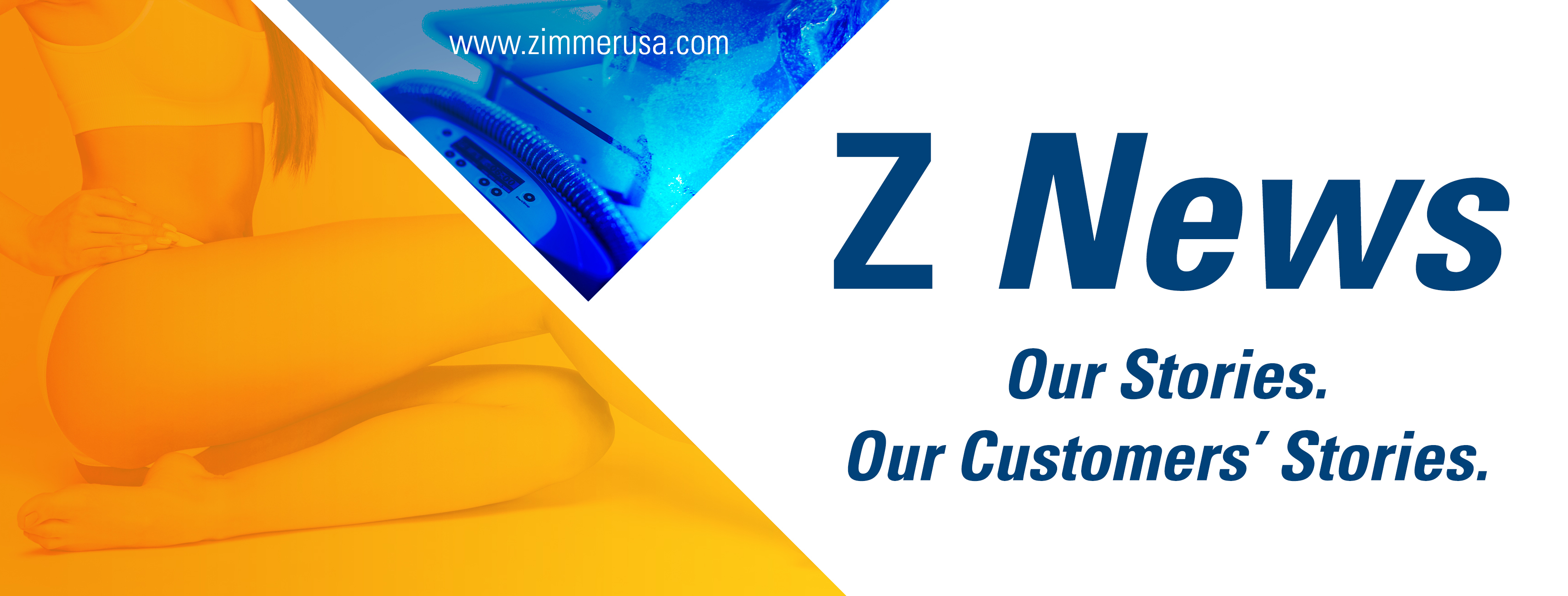 Z News - Our Stories. Our Customers' Stories.