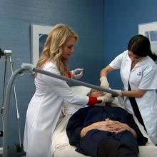 Nurse Jamie Using Zimmer Cryo 6 on The Doctors Cryo Cupping