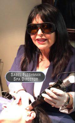 Sabel Fleshman - Spa Director Dr. Lee B. Daniel