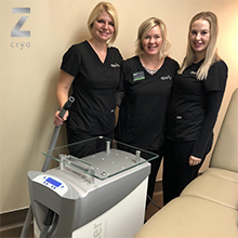 Spa 35 Team with Zimmer Cryo