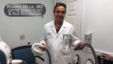 Dr Mejia IPL Cryo Demo