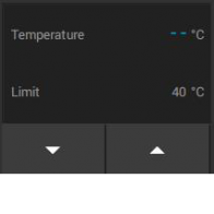 opton pro SKIN TEMPERATURE SCREEN