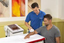 emFieldPro Treatment - elbow dynamic